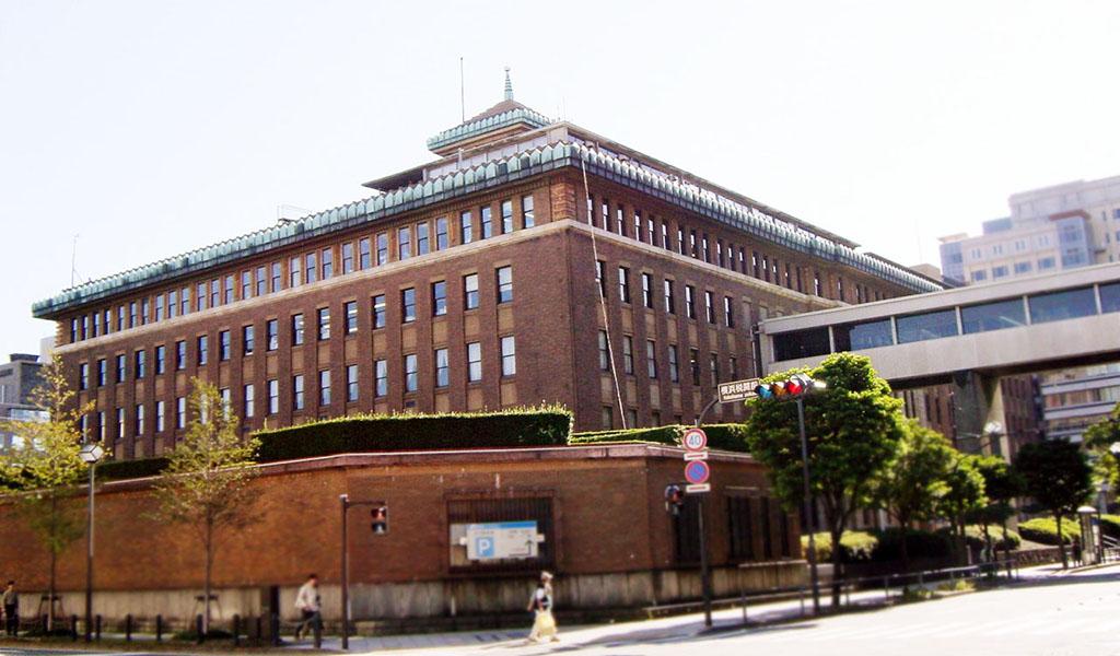 神奈川県庁 (キング)